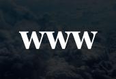 Realizované web stránky